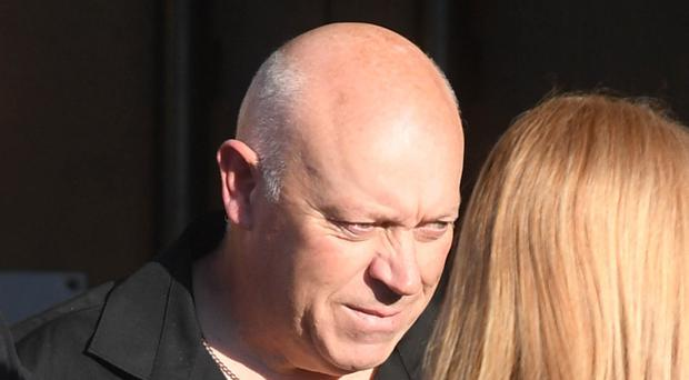 Andrew Griggs, 56, denied killing his pregnant wife Debbie Griggs in 1999 (Kirsty O'Connor/PA)