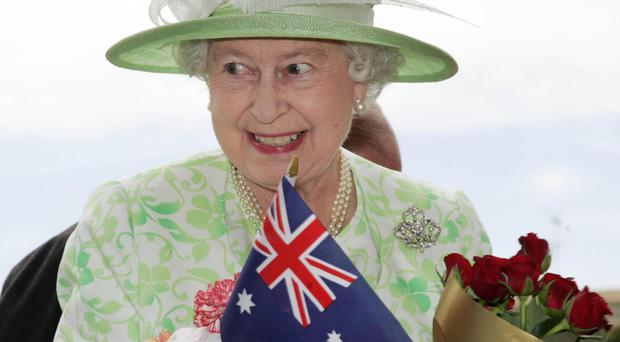 The Queen in Australia (Ian Jones/Daily Telegraph/Pool/PA)