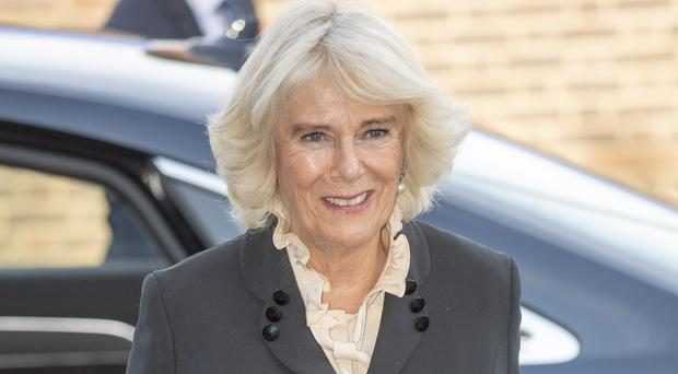 The Duchess of Cornwall (Arthur Edwards/The Sun/PA)