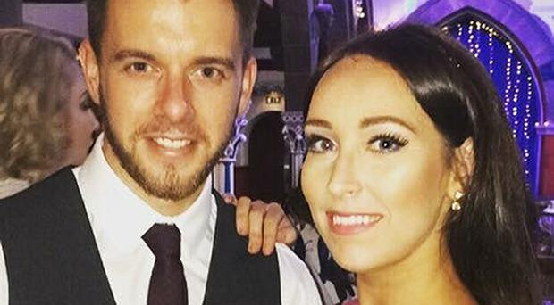 Adam Maxwell and his wife Kirsty, who died in suspicious circumstances abroad (Police Scotland/PA)
