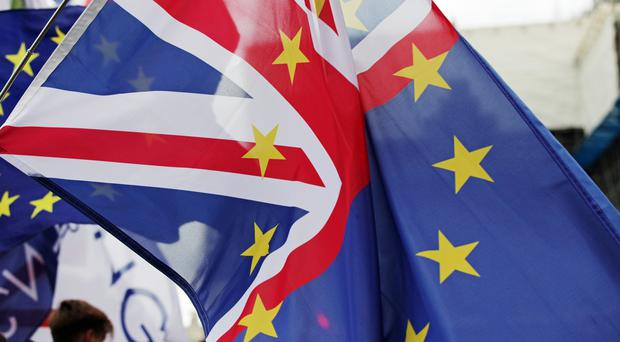Brexit uncertainty has cost smaller firms over £1m, a report says (Luciana Guerra/PA)