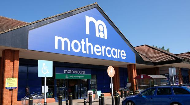 Mothercare's UK business is set to enter administration (Andrew Matthews/PA)