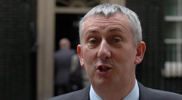 Sir Lindsay Hoyle has been elected as Commons Speaker (Ian Nicholson/PA)