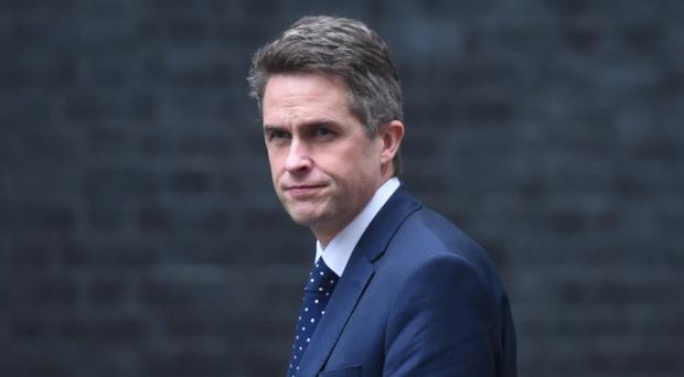 Education Secretary Gavin Williamson has urged local councils to find alternative venues for polling stations (David Mirzoeff/PA)