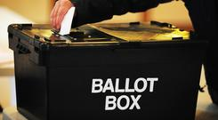 102 candidates are set to fight it out for Northern Ireland's 18 seats.