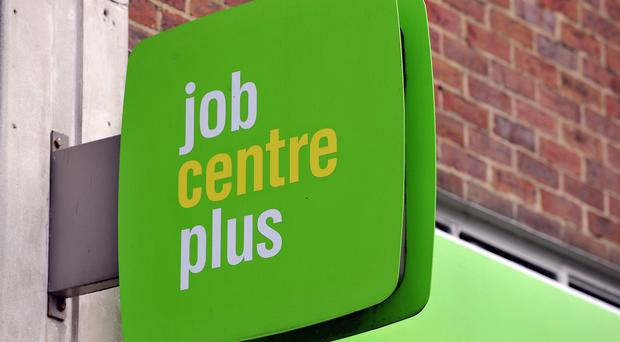 The DWP defended its claim that people moved into work faster under Universal Credit (PA)