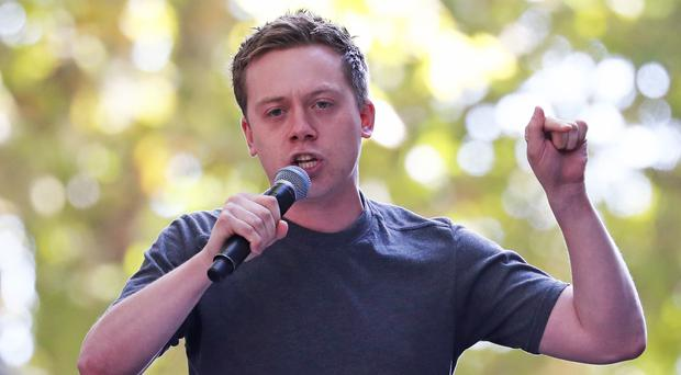 Owen Jones (Gareth Fuller/PA)