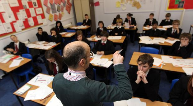 Education must not be used as a political football in the General Election campaign, school leaders have warned (David Davies/PA)