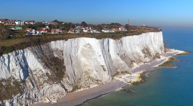 A Second World War Dakota will drop 750,000 poppies over the White Cliffs of Dover on Remembrance Sunday (Gareth Fuller/PA)