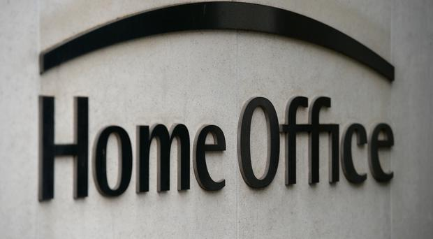 The Home Office said 69% of around 28,750 applications from Northern Ireland up to September 30, 2019 had been granted settled status. (Kirsty O'Connor/PA)