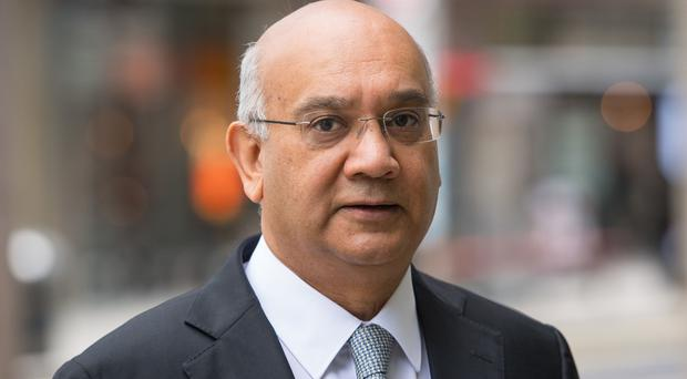 Keith Vaz has stood down as a Labour MP ahead of the upcoming General Election (Dominic Lipinski/PA)
