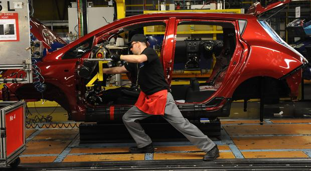 More than 620,000 manufacturing jobs have been lost since the financial crash a decade ago, a report suggests (Anna Gowthorpe/PA)