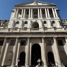 "File photo dated 20/9/2019 of the Bank of England, in the City of London. The Bank of England held interest rates last month, but economists said that a fall inflation could ""fan expectations"" for a rate cut in the near future (Yui Mok/PA)"