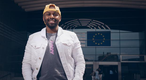 Green Party MEP for Yorkshire and The Humber Magid Magid (/PA)
