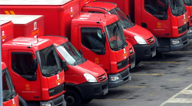 Royal Mail won a bid to block a planned strike by postal workers (Anthony Devlin/PA)