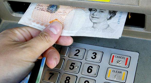 Hundreds of communities are struggling to access cash, according to Which? (PA)