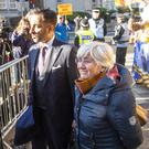 Clara Ponsati faces a charge of sedition for her role in the independence referendum (Jane Barlow/PA)