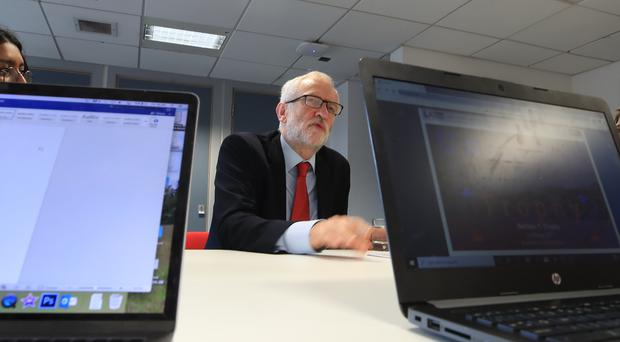 In election pledge, UK Labour promises free broadband for all