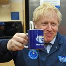 Prime Minister Boris Johnson has defended his way of making tea (Stefan Rousseau/PA)