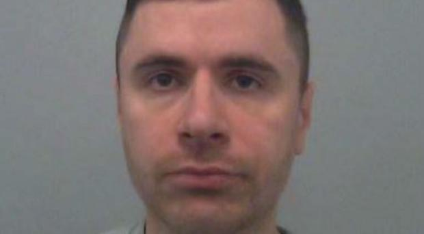 Ian Essom, 41, was jailed for eight years (Thames Valley Police/PA)