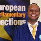 Brexit Party MEP Louis Stedman-Bryce has quit the party (Andrew Milligan/PA)
