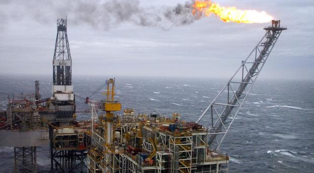 The report argues North Sea infrastructure could be used for producing cleaner forms of energy (Danny Lawson/PA)