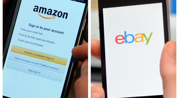 Which? was critical of Amazon Marketpalce and eBay (PA)