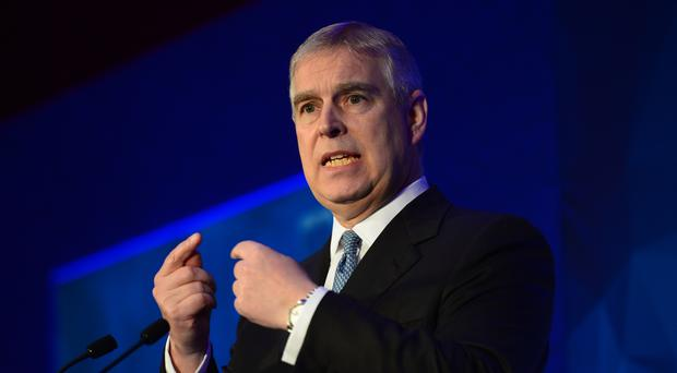 The Duke of York founded Pitch@Palace in 2014 (Anthony Devlin/PA)
