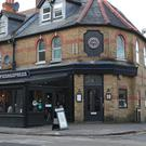 A general view of the Pizza Express restaurant in Woking, Surrey, following Prince Andrew's Saturday night interview with the BBC's Newsnight.
