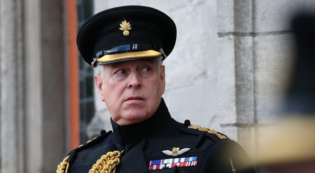 The Duke of York will be absent from public life for some time, according to a royal expert (Jonathan Brady/PA)
