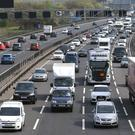 Every vehicle registered in the UK must be taxed if it is driven or parked on a public road (Joe Giddens/PA)
