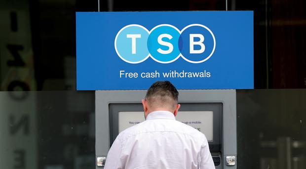 TSB failed to process a number of overnight payments (Gareth Fuller/PA)