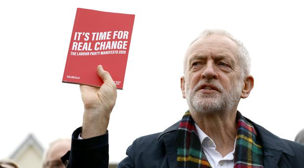 Jeremy Corbyn will be in the Midlands (Aaron Chown/PA)