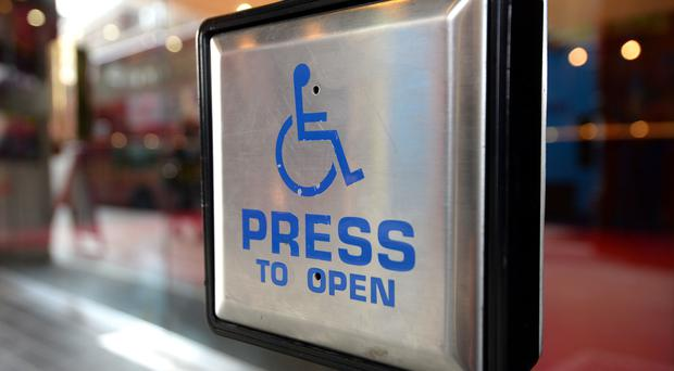 A lack of accessible toilets is putting people at risk, a charity has warned (PA).