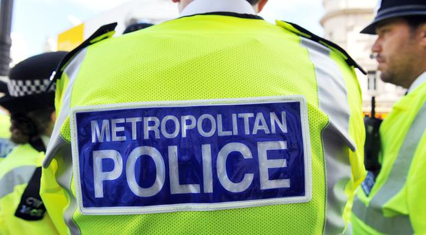 More than 200 Metropolitan Police officers have taken part in raids on a suspected drugs gang in south east London and Kent (Nick Ansell/PA)