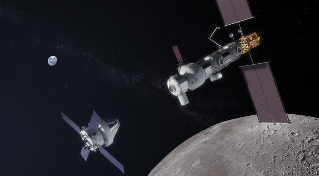 UK commits £374 million a year to European Space Agency (NASA/PA)