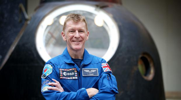 Astronaut Major Tim Peake has said investment in RandD allows the UK to reap rewards (Jane Barlow/PA)