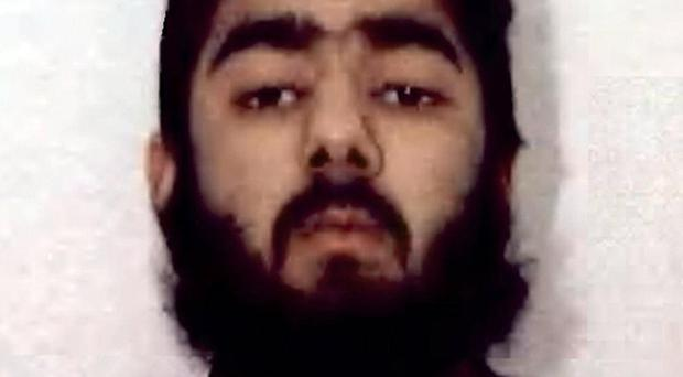 Usman Khan was named by police as having killed two people on London Bridge (West Midlands Police/PA)