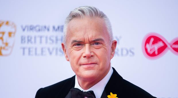 Edited adverts by the Conservatives featured footage of BBC personalities including Huw Edwards (Matt Crossick/PA)