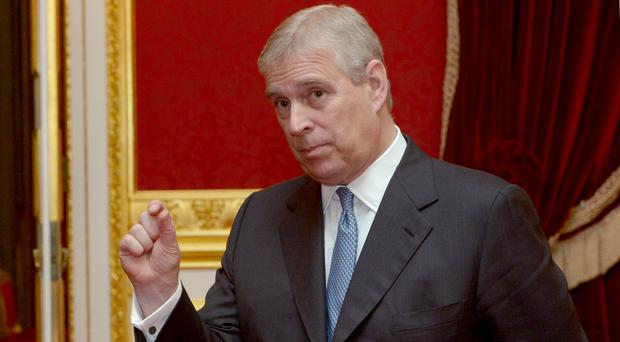 Allegations against the Duke of York were investigated by BBC Panorama (Anthony Devlin/PA)