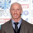 Gareth Thomas attending the Pride of Sport Awards 2019 held in London (Lia Toby/PA)