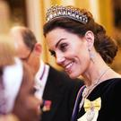 The Duchess of Cambridge (Victoria Jones/PA)