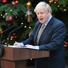 Boris Johnson's Tories were returned to power in the General Election with a sizeable majority (Dominic Lipinski/PA)