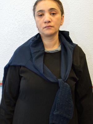 Mina Dich has admitted helping her daughter Rizlaine Boular (Metropolitan Police/PA)
