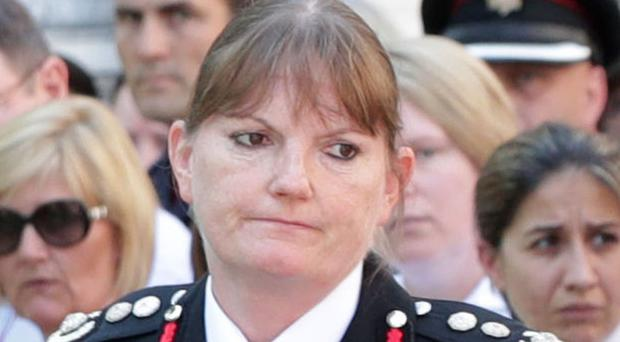 London Fire Brigade Commissioner Dany Cotton is steping down from her role earlier than expected (Yui Mok)