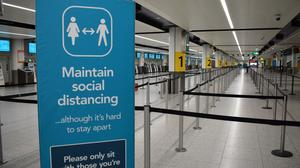 Gatwick Airport will extend its operating hours from Monday (Gatwick/PA)