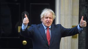 Prime Minister Boris Johnson has already announced an easing of measures on meeting people from Monday (PA)