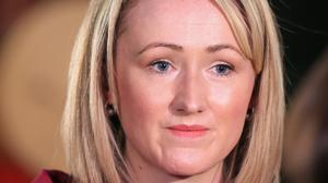Rebecca Long-Bailey has departed from the shadow cabinet (Peter Byrne/PA)