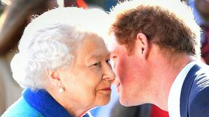 Harry considered arriving to meet his grandmother unannounced in a significant breach of royal protocol, according to a new book (Julian Simmonds/The Daily Telegraph/PA)