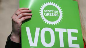 The Scottish Greens' Executive Committee has decided to call off the event (Andrew Milligan/PA)